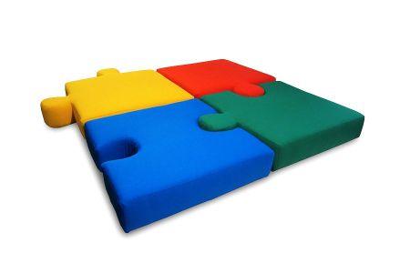 Puzzlematte 4 Teile