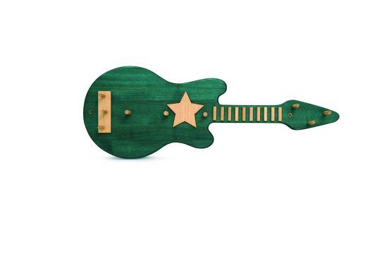Kindergarderobe Gitarre