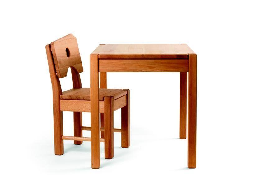 Kinderstuhl Holz