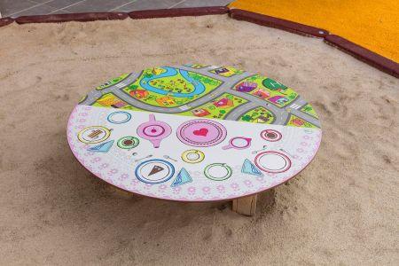 Kindergarten Sandspieltische