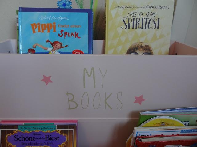 Filines Testblog, Produktvorstellung, Bücherschrank, Vertbaudet