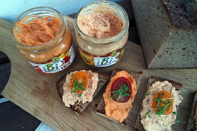 Produkttest mit veganen Lebensmitteln