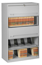 Lateral File Cabinets Locking Retractable Door Letter  Legal Size Lateral Filing Cabinet