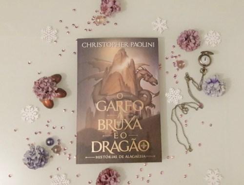 o garfo a bruxa e o dragão