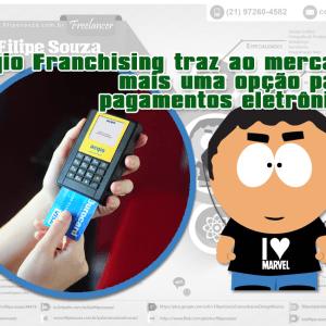 Acqio Franchising traz ao mercado mais uma opção para pagamentos eletrônicos