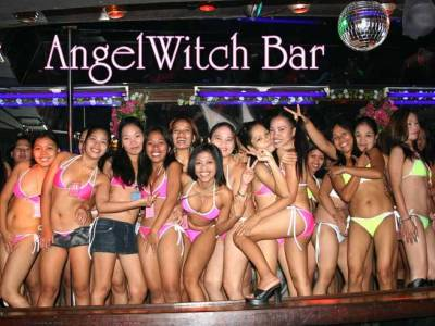 angeles city blow row
