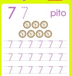 FREE Filipino Numbers Worksheets from 1-10 — The Filipino Homeschooler [ 3508 x 2480 Pixel ]