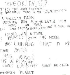 Gab's Grade 1 Astronomy Worksheet — The Filipino Homeschooler [ 2400 x 3940 Pixel ]