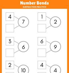 How to Teach Subtraction Using Number Bonds — The Filipino Homeschooler [ 2000 x 1414 Pixel ]