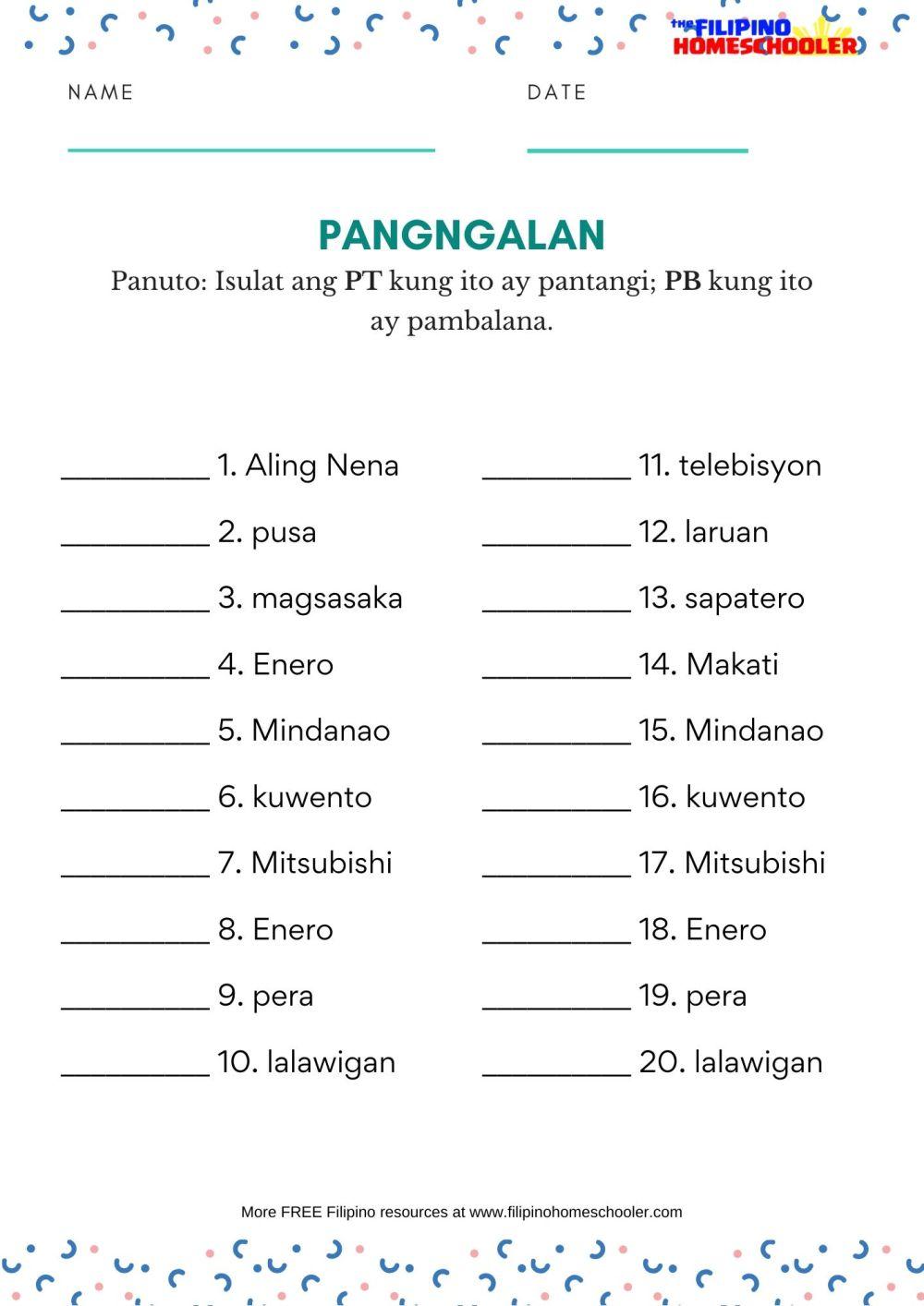 medium resolution of Worksheet For Grade 4 Araling Panlipunan   Printable Worksheets and  Activities for Teachers