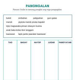 Mga Bantas Worksheet Grade 2   Printable Worksheets and Activities for  Teachers [ 2000 x 1414 Pixel ]
