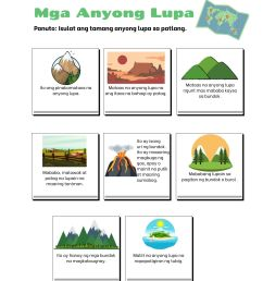 Anyong Tubig Worksheet   Printable Worksheets and Activities for Teachers [ 2000 x 1414 Pixel ]