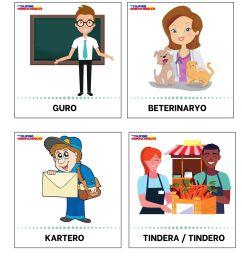 Mga Katulong sa Pamayanan — The Filipino Homeschooler [ 2000 x 1414 Pixel ]