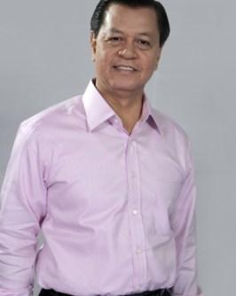 """Magagalit ang DENR dyan. Puro plastic!"" - Kabayang Noli (reacting to those who attended Miriam Santiago's 40th wedding anniversary)"