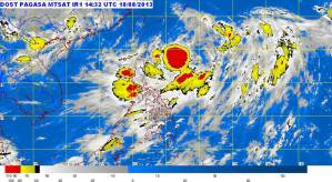typhoon maring PH