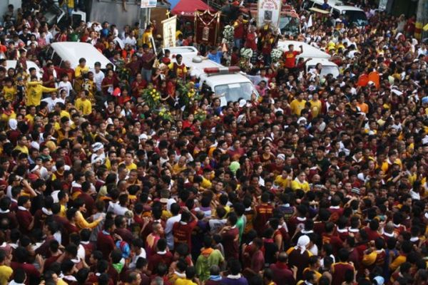 feast of the black nazarene 2014