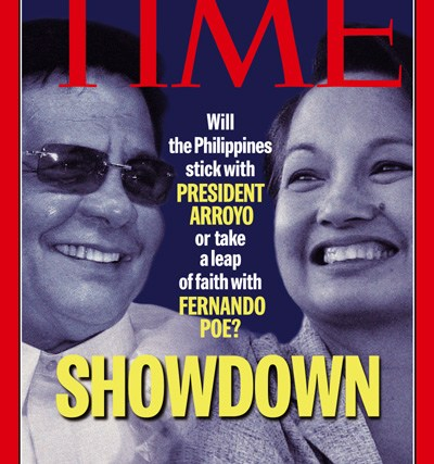 Grace Poe should also blame Lacson for her dad's 2004 loss