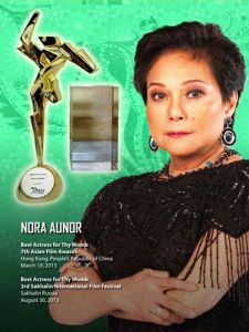 nora aunor national artist