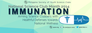 National Science Club Month 2014 theme -