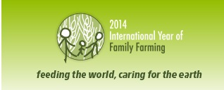 """United Nations Month theme 2014: """"International Year of Family Farming"""""""