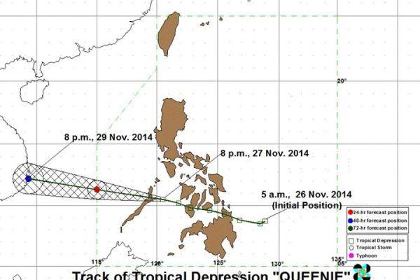 typhoon queenie 2014