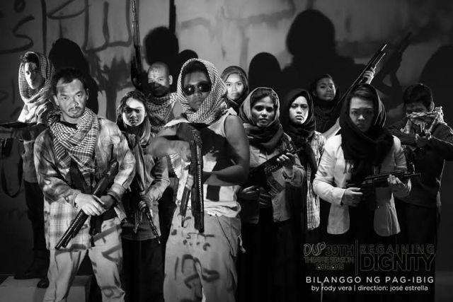 Dulaang UP presents 'Bilanggo ng Pag-ibig' this February