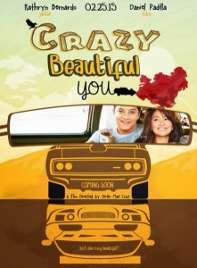 Crazy Beautiful You poster