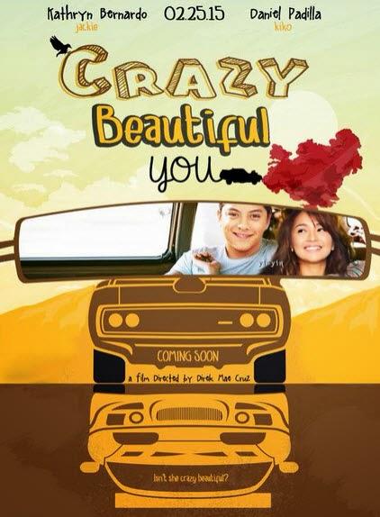 """Five reasons to watch """"Crazy Beautiful You"""" starring Daniel Padilla, Kathryn Bernardo"""