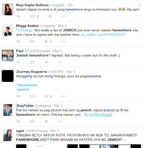 jamich famewhore