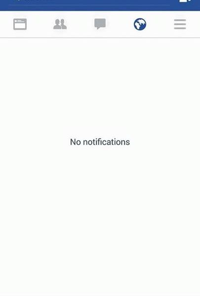 No new notifications on Facebook? The recent update for android users might be to blame
