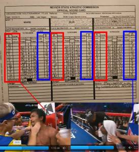 manny pacquiao was cheated mayweather