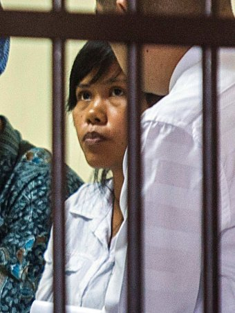 PR STUNT? | Is the Veloso family being used by leftist groups and the Aquino admin?