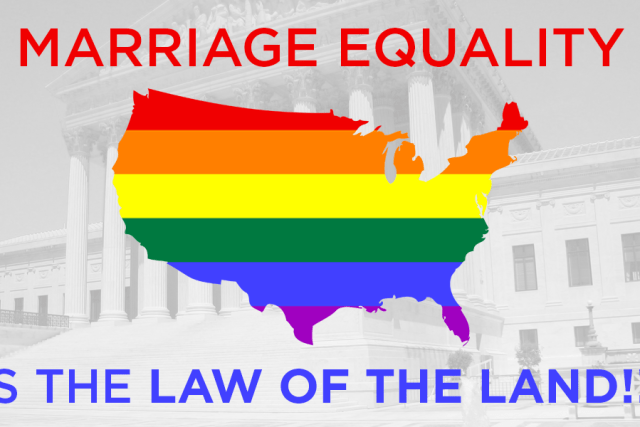 Implications on the Philippines of same sex marriage legalization in United States