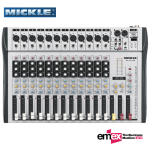 2015 Electronic MusiCon and Expo