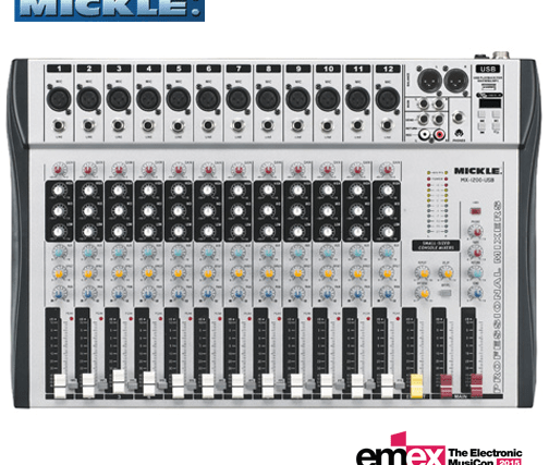 Mickle Philippines at the 2015 Electronic Music Expo and Convention