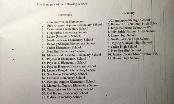 july 27 2015 class suspensions