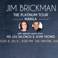 Did a copyright infringement case force Jim Brickman to cancel his Manila concert?