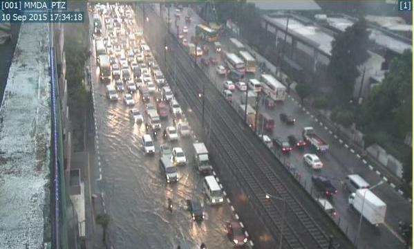 metro manila traffic congestion