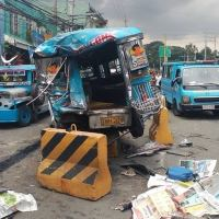 Truck crash kills college student two days before his 18th birthday in Marikina