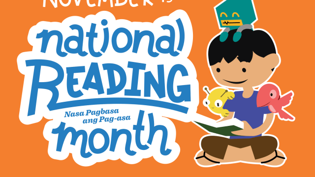 national reading month 2015 philippines