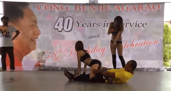 TUWAD NA DAAN: 'Playgirls' turn up the heat during Liberal Party event in Laguna