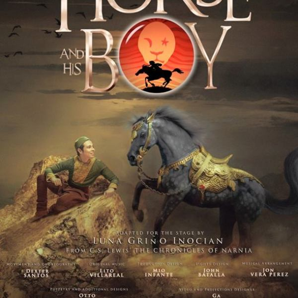 """TRUMPETS' presents C.S. Lewis' """"The Horse and His Boy"""" this November"""