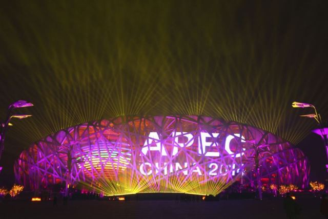 Those protesting against the APEC summit are anti-globalization hypocrites