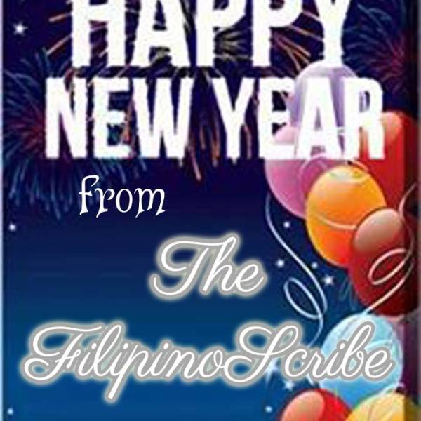 WELCOME 2016 | Happy New Year from The Filipino Scribe!
