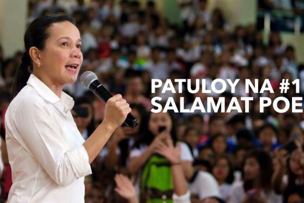 grace poe substitute candidate