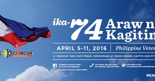 FALL OF BATAAN| April 9 2016 – Araw ng Kagitingan holiday