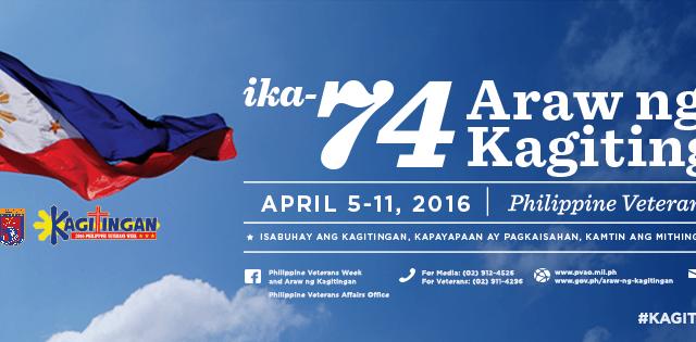FALL OF BATAAN  April 9 2016 – Araw ng Kagitingan holiday