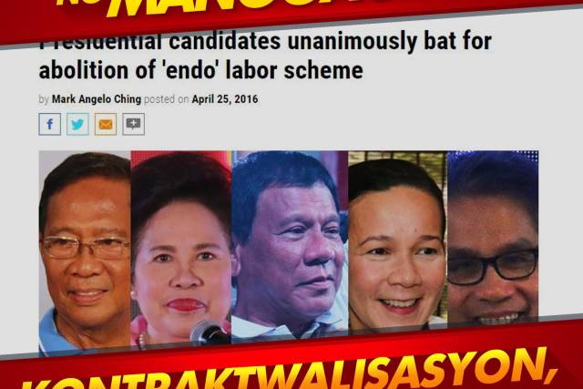 Contractualization is a problem long ignored by politicians and the media