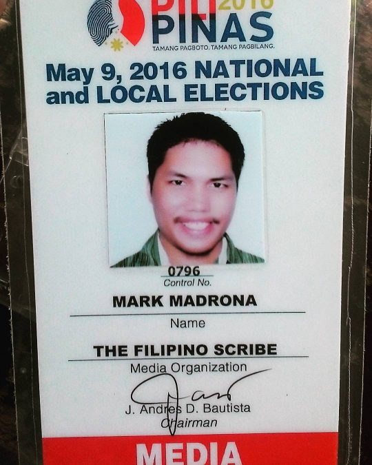 comelec media accreditation