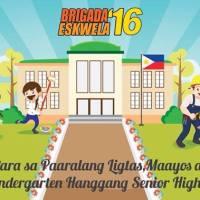DepEd set to begin Brigada Eskwela 2016